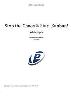 Stop the Chaos & Start Kanban