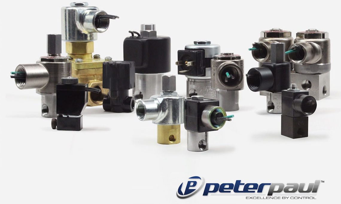 What Is A Solenoid Valve? | Peter Paul