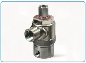 Peter Paul Series 20 Model E23 Piped Valve
