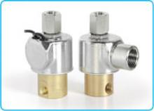 3-Way Normally Closed Valve (piped exhaust)