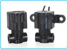 All-Plastic 2-Way Normally Closed Valve