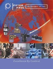 Solenoid Valves Peter Paul Catalog